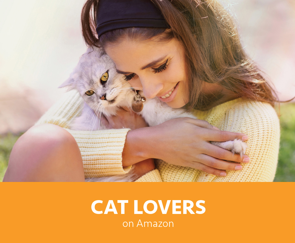 CAT LOVERS on Amazon